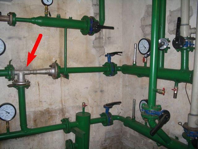 Элеваторы узла отопления аппарат транспортер
